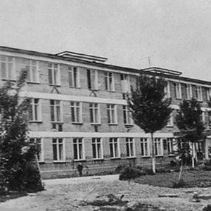 Русская средняя школа №2. 1970 г.