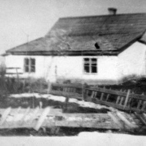 Известно только то, что этот дом относился к Чимишлийской больнице. Возможно одно из отделений. Фото предоставил Сергей Балабан.