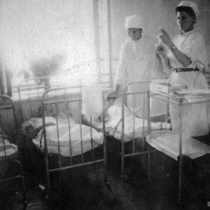 Педиатрическое отделение. Фото предоставил Сергей Балабан.