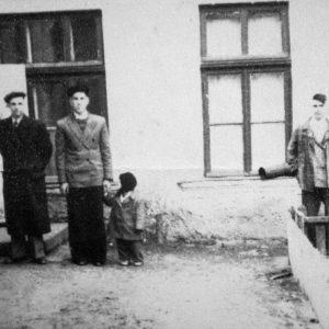 Приемный покой роддома. 1956 г. Фото предоставил Сергей Балабан.