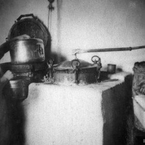 Так проводили стерилизацию инструментов. Фото предоставил Сергей Балабан.