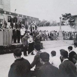 Парад 1971 года.