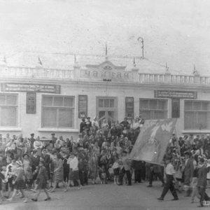 Чайная. 1950-60 гг. Фото предоставил: Вадим Гриб.
