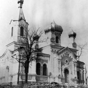 Село Троицкое. Церковь. Фото предоставила Татьяна Думанова.