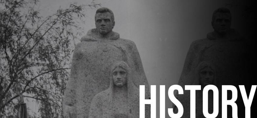 Monumentele gloriei militare din raionul Cimișlia RSSM 1986.