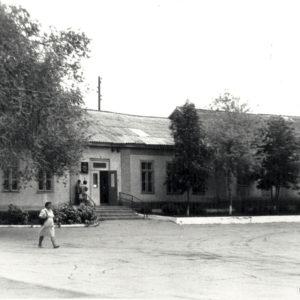 Первое здание музыкальной школы. Школа искусств. 70-е. Источник: Иван Ганели.