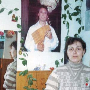 Виктория Русу-Боканчеа. Школа искусств. 90-е. Источник: Иван Ганели.