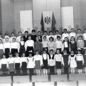 Школа искусств. 90-е. Источник: Иван Ганели.