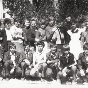 Ученики и преподаватели школы №1. Источник: ok.ru