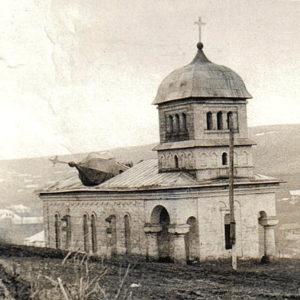 Церковь села Липовены, чимишлийского района.