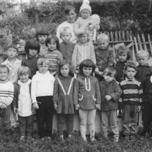 Детский сад села Гура Галбеней. Источник: Кристиан Пэдурару.
