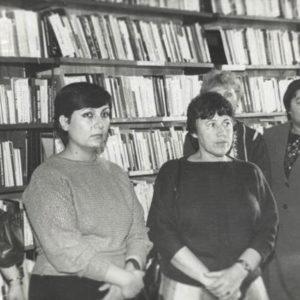 Из истории городской библиотеки. Источник: Елена Коровина.
