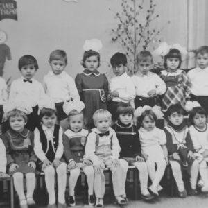Детсад Ласточка. 1989 г. Источник: Юлия Яковлева.