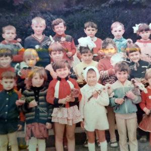Детсад Ласточка. 1988-1989 гг. Источник: Юлия Яковлева.