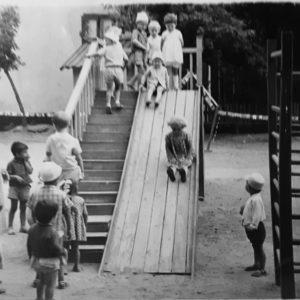 Детский сад. Около 1968-1969. Источник: Лариса Жосу.