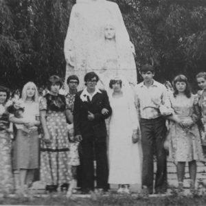 Свадьба 1977-78 года. Источник: Нона Ника.