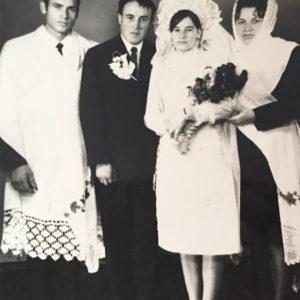 Свадьба.1970 Чимишлия. Источник: Svetlana Stylianov.