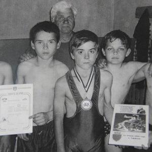 Из истории чимишлийского спорта. Источник: Николай Софронович.