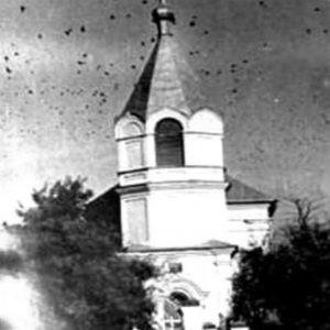 Церковь. Источник: Валерий Грыу.