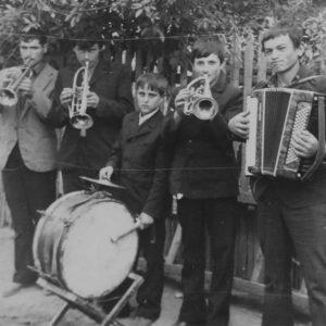 Молодые музыканты.