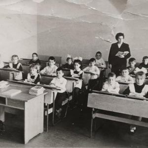 Ученики школы №2. Источник: Екатерина Арамэ.