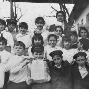 Школа №4 из микрорайона Когыльник. Источник: Liudmila Celac.