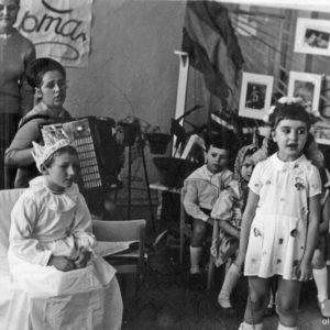 Утренник в детском саду. Источник: Марина Кодряну.