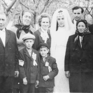 Свадьба. 70-е. Источник: Olesea Aydin.